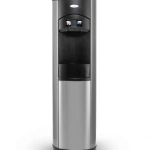 quartz floor standing mains fed water cooler Front image