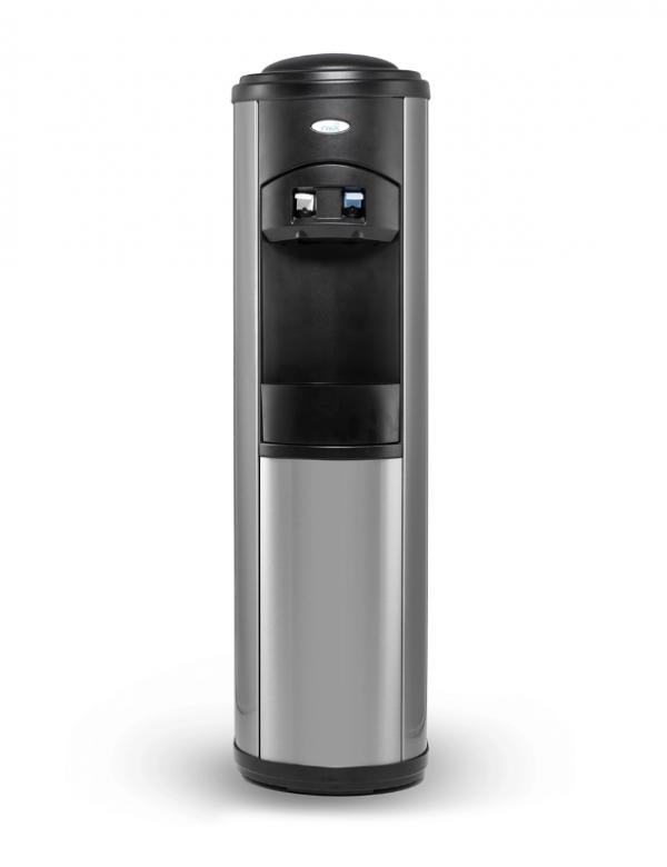 quartz floor standing mains fed water cooler Front image