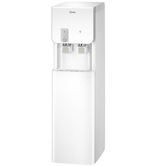 S600 Mains-fed Water Cooler dispenser front-side