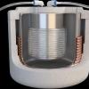 Borgan Doverstrom B3 Desktop Water Dispenser internal system