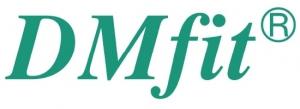 DMfit logo