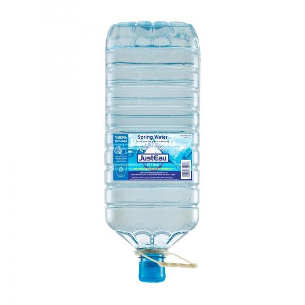 Spring Water Just Eau 15 litres bottle